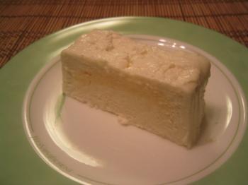 お豆腐レアチーズ 2
