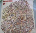 カイザースラウテルン地図
