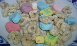 Lucky Charms 中身