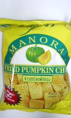 MANORA フライドパンプキンチップス