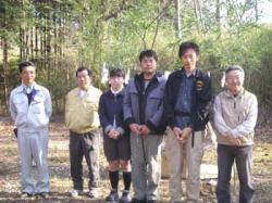那須・雑木林の中で田舎暮らしスタート