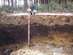 地盤補強工事