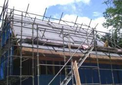 オークリッジプロ 屋根葺き