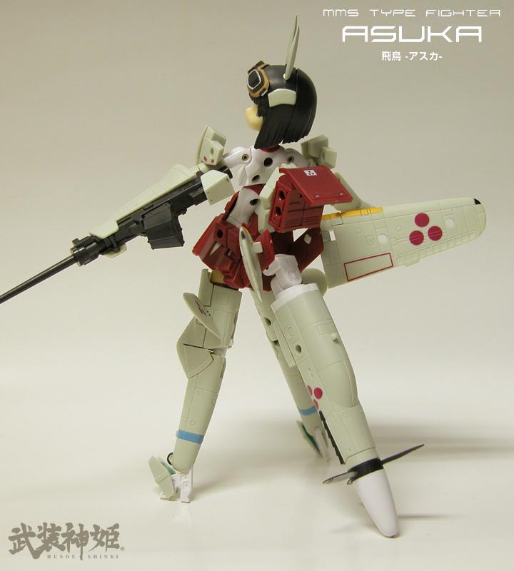 武装神姫飛鳥03