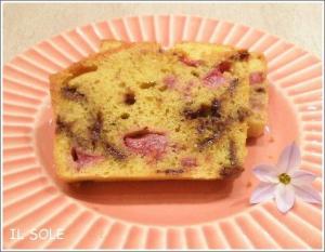 苺とチョコのケーキ☆