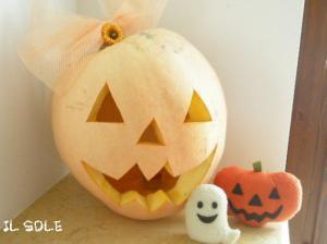 かぼちゃさん*