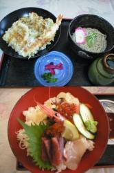 天丼&海鮮丼