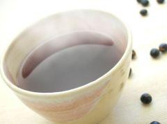 黒豆茶 ホット