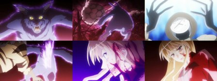 灼眼のシャナII -second- 第09話 「哀しみのマイルストーン」 01