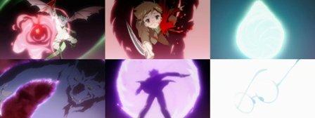 灼眼のシャナII -second- 第09話 「哀しみのマイルストーン」 03