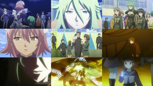 灼眼のシャナII -second- 第14話 01