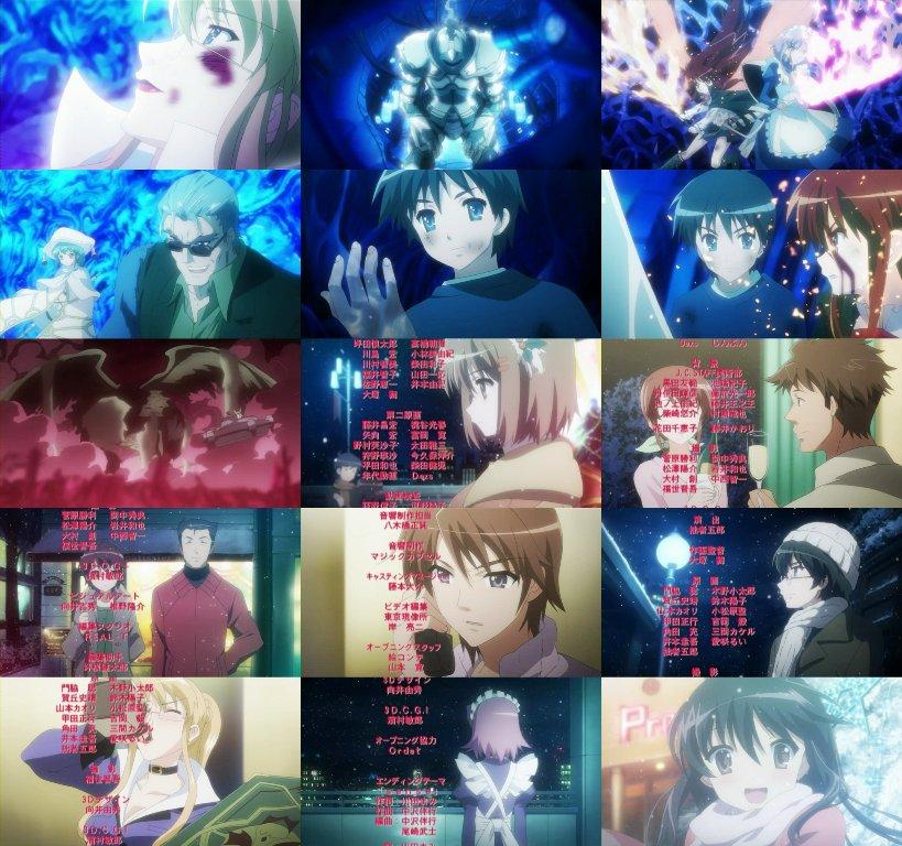 灼眼のシャナⅡ 第24話 01