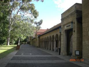 ウエスタンオーストラリア大学構内2