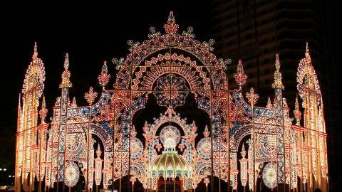 神戸ルミナリエ2009・フルHD