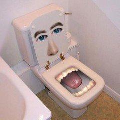 人食いトイレ画像