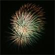 江戸川の花火