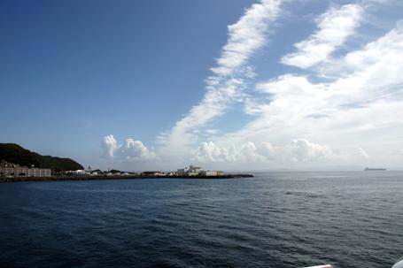 気持ちよく広がる海の景色