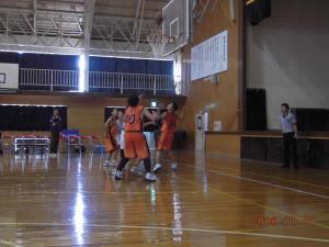 H20.11.1 八中バスケ練習試合 012