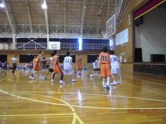 H20.11.1 八中バスケ練習試合 014