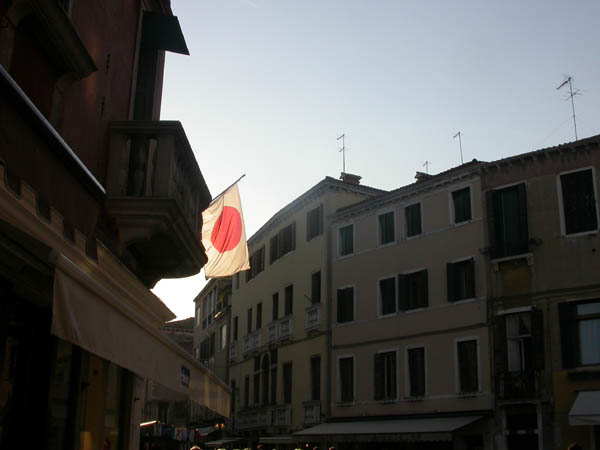 ベネツィア本島のどこか