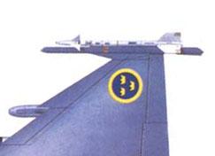 スウェーデン空軍ラウンデル
