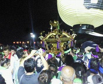 波崎の御輿