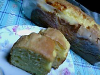 チーズパウンドケーキⅡ