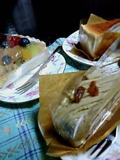 ケーキ ア・ラ・カンパーニュ