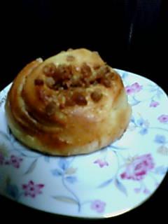 メープルクランチパン