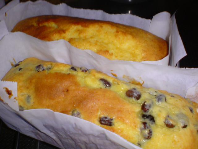 パウンドケーキ2本