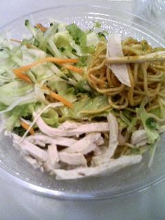 陳さんサラダ麺