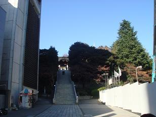061125神社入口