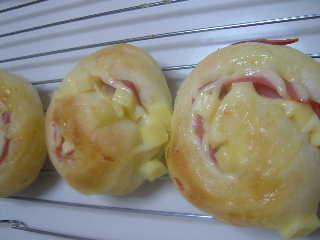 ハムマヨチーズ