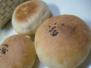 こし餡パン