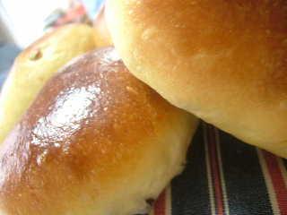 お豆パン1