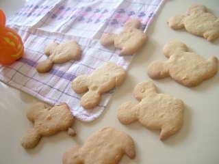 ミッキーメイプルクッキー