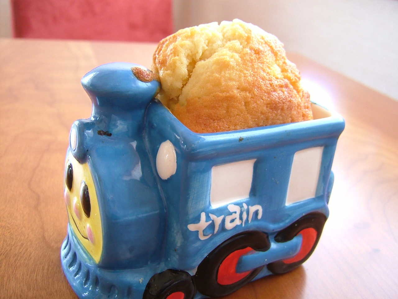 train maffin