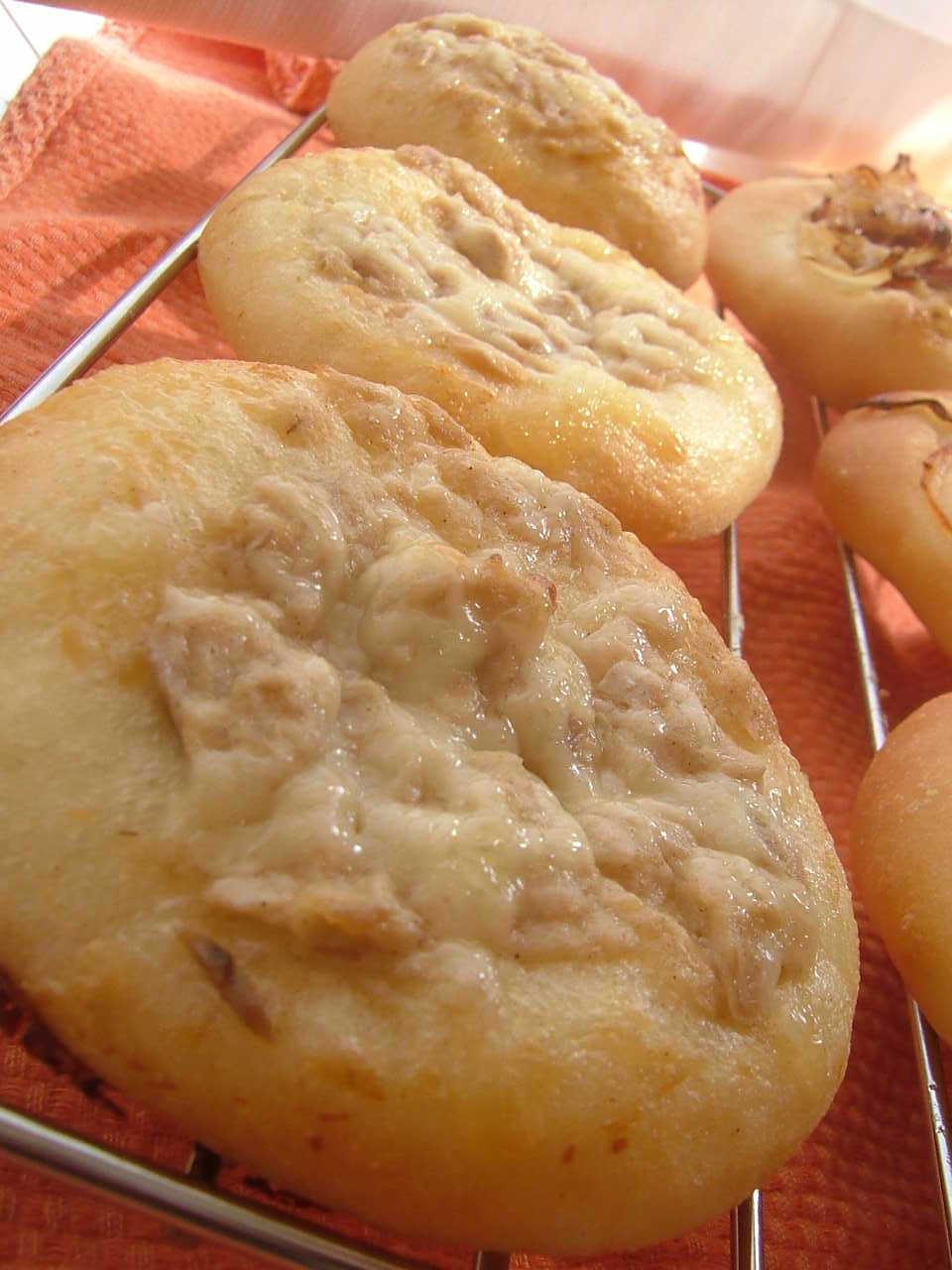ツナマヨネーズパン