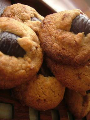 甘栗クッキー