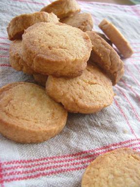 塩キャラメルクッキー