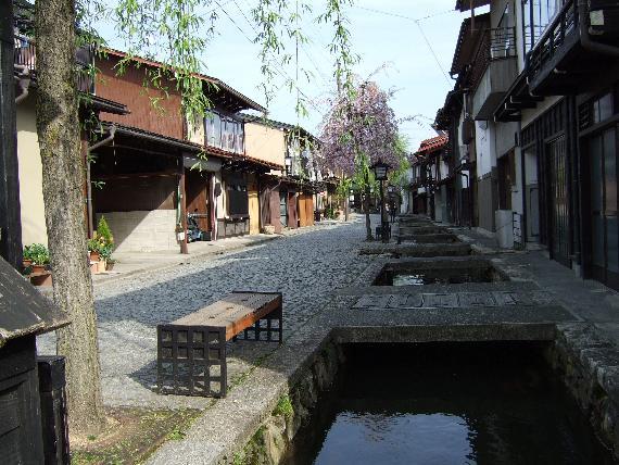 飛騨古川の街並み_1