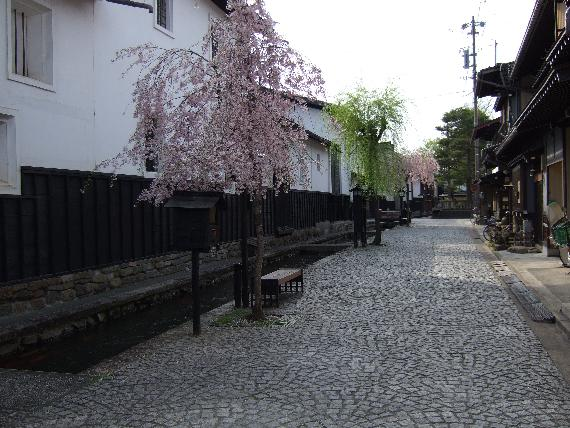 飛騨古川の街並み_2