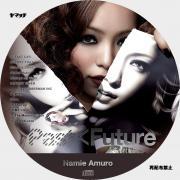 安室奈美恵_PAST_FUTURE_CD