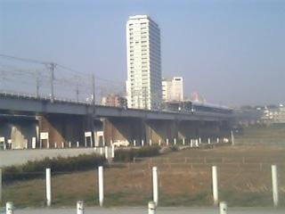 二子玉川駅方向