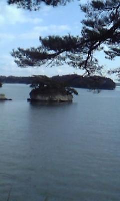 定番中の定番、松島