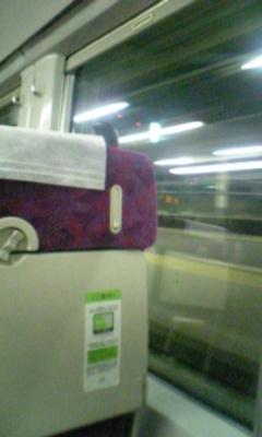 湘南新宿ラインの1階席より