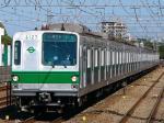 営団千代田線6000系多摩急行