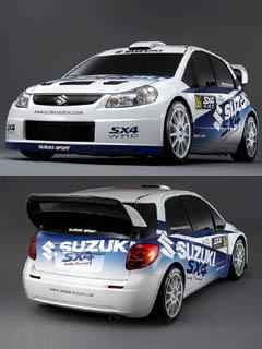 早く出ないかな~SX4 WRC