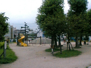 平野公園遊具