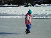 スケート大会